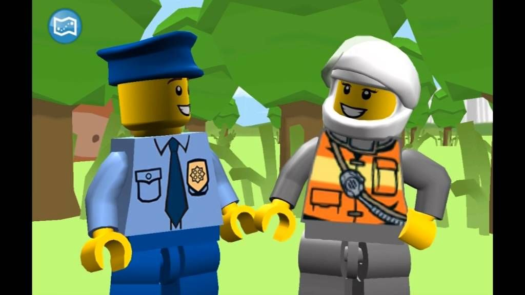 Lego police: Cartoon about Lego - LEGO Game Juniors Quest - Best ...
