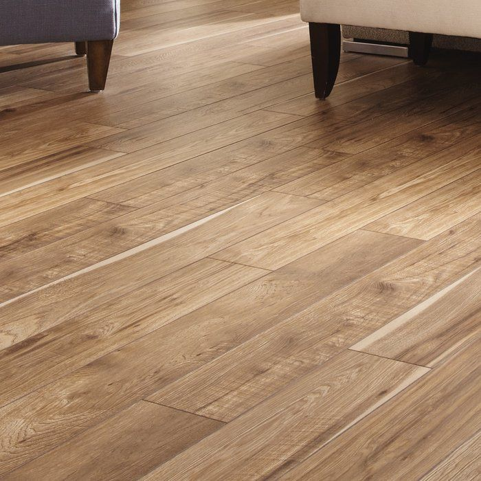 Restoration Collection 6 X 51 X 12mm Hickory Laminate Flooring Laminate Flooring Wood Floors Wide Plank Flooring