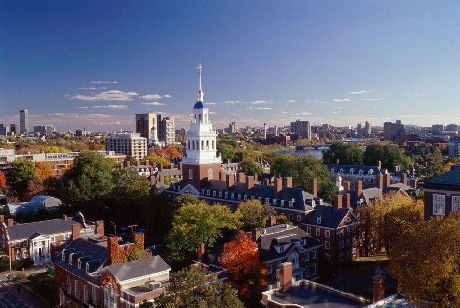 Harvard University Harvard University College Campus Harvard