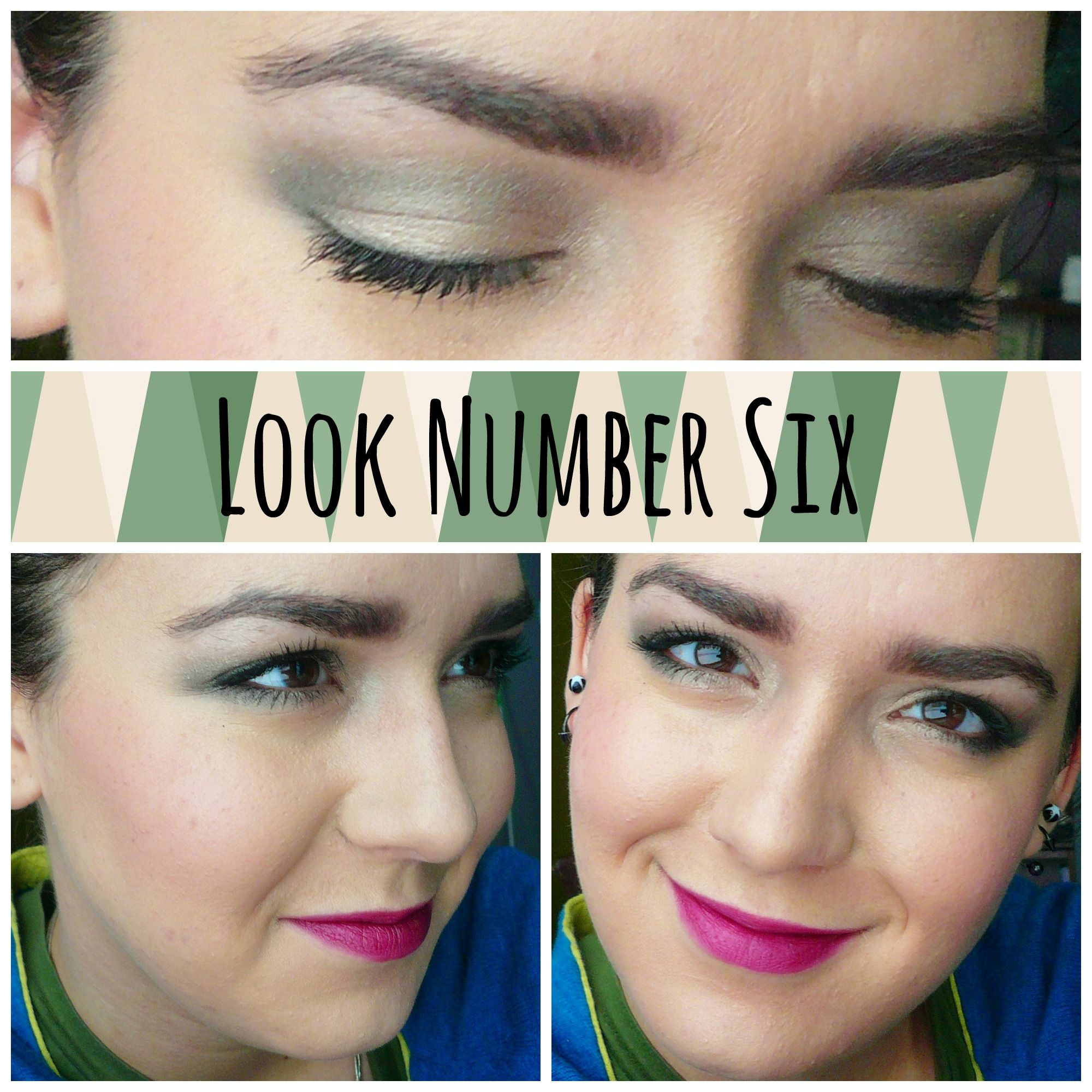 7 Looks, 1 Palette | Too Faced Natural Matte | Look 3