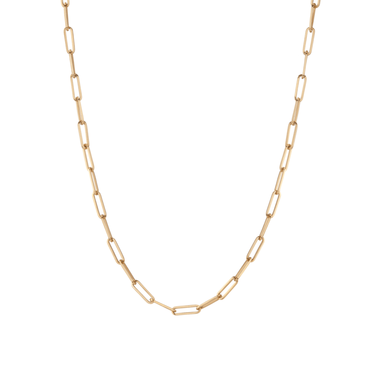 Large Chain Necklace Chain Necklace Gold Chain Necklace Gold Necklace