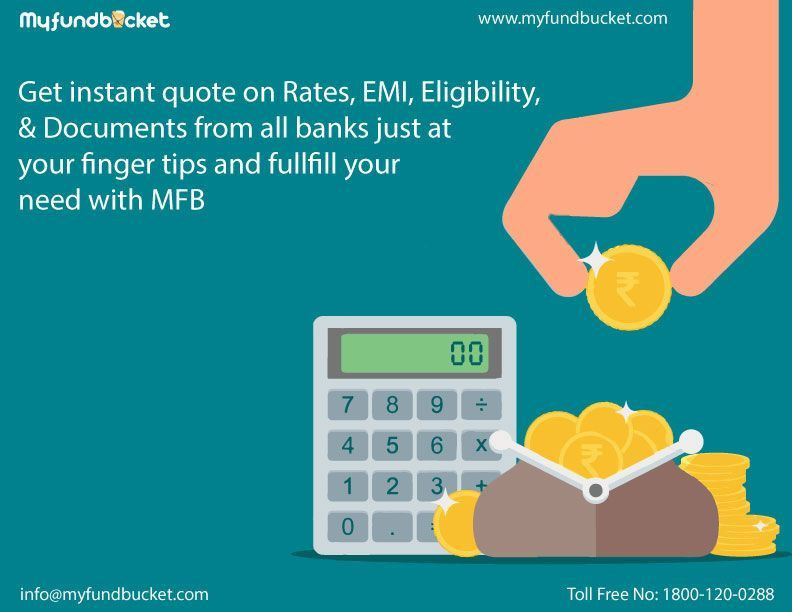 Calculate Bank Loan Emi Online With Our Emi Calculator Credit Card Online Personal Loans Emi
