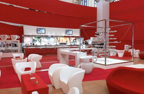 Galleria illy Trieste on Behance