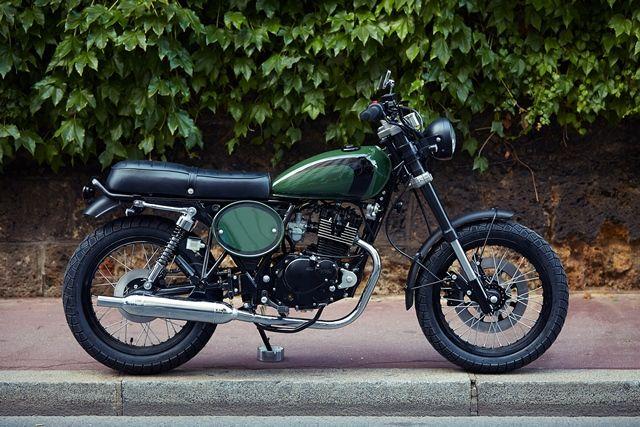 mash seventy five moto neo retro 125cc racer cafe racers and trends. Black Bedroom Furniture Sets. Home Design Ideas