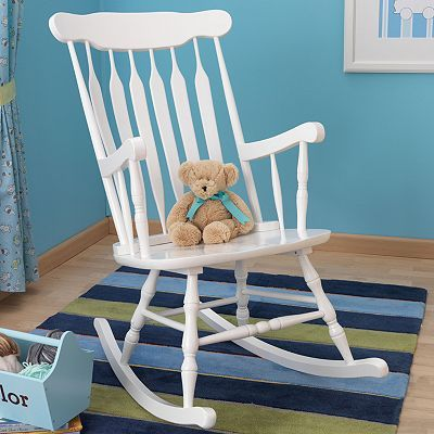 Kidkraft Rocking Chair Adult Rocking Chairs White Wooden Rocking Chair Rocking Chair