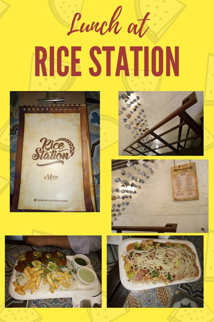 Rice Station Halal Recipes Baked Vegetables Lunch