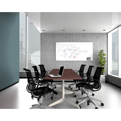 Small And Medium Business Formal Meeting Space Eames Table