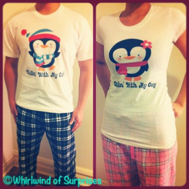 His And Hers Matching Christmas Pajamas: Cute Matching Pajamas For Couples