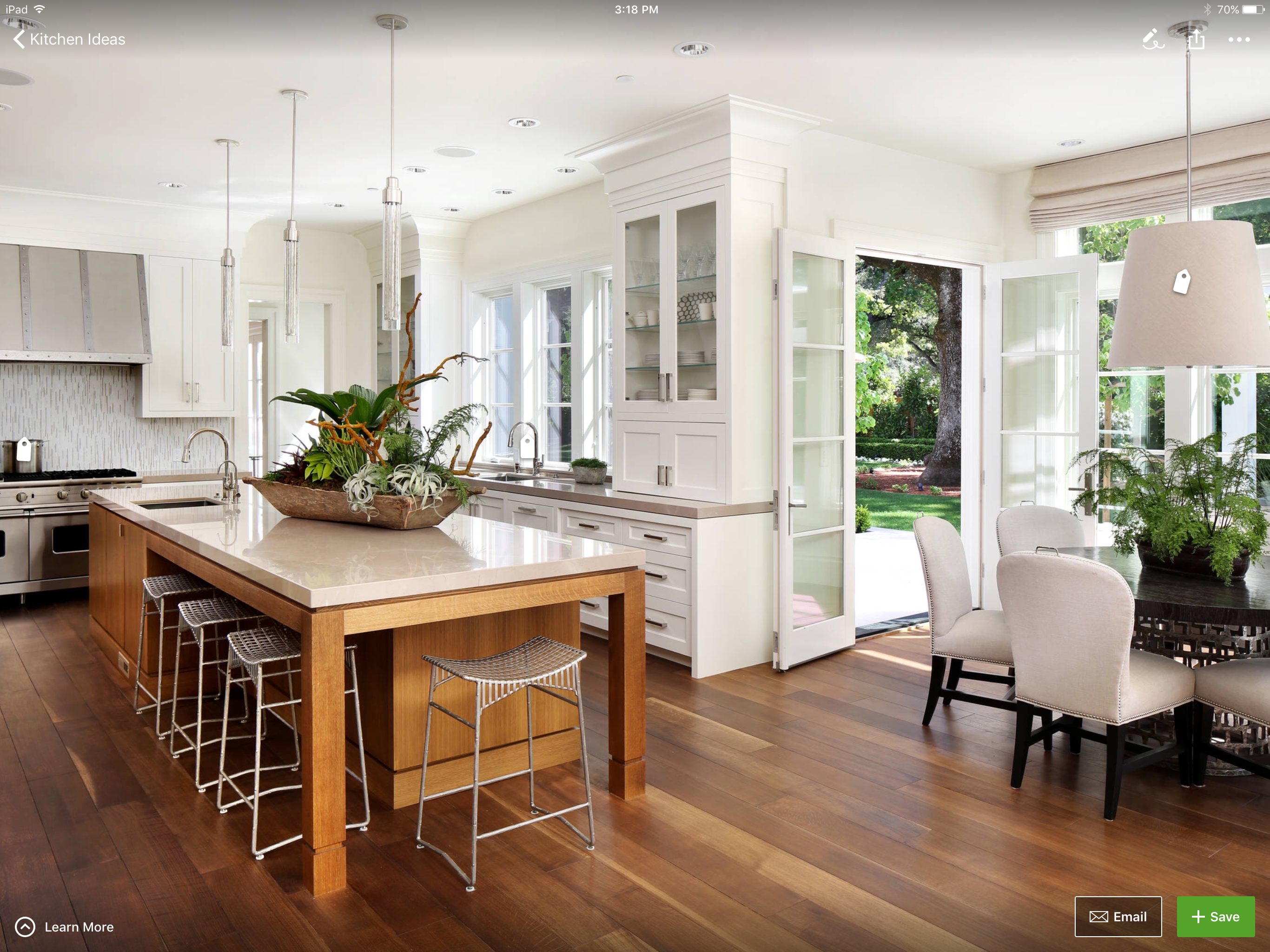 Pin by M C on Kitchen Board Transitional kitchen design