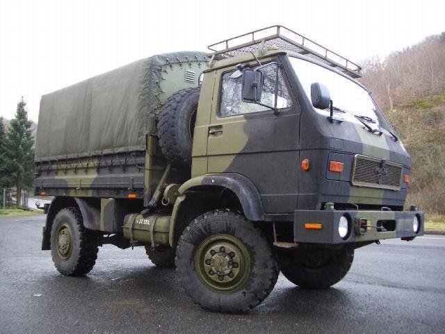 Man Man 8 136 Fae Planenkoffer 4x4 Militar Als Andere Lkw Uber 7 5 T In Hennef Expeditionsfahrzeug Lkw Fahrzeuge