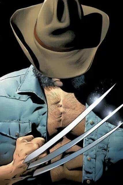 Image result for wolverine cowboy