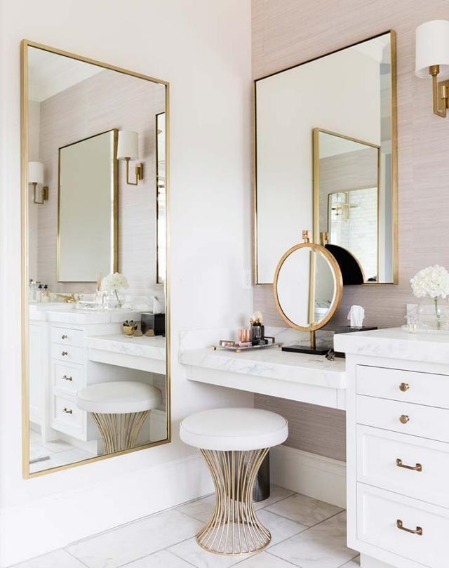Photo of eight Dreamy Design Concepts for a Grasp Rest room#lavatory #design #dreamy #con…