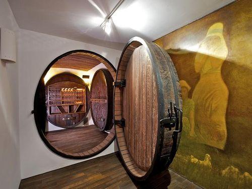julien miquel #wine on | wine cellars, wine and doors