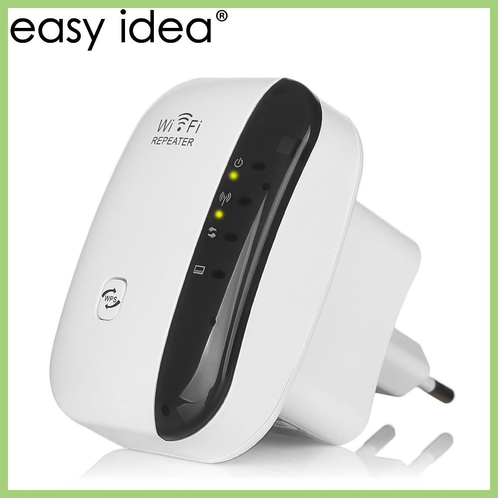Wireless N Wifi Repeater 802 11n B G Wi Fi Router 300mbps Wi Fi Signal Amplifier Range Expander Signal Boosters Wps Encrypti Antena Wifi Amplificador Wifi Wifi