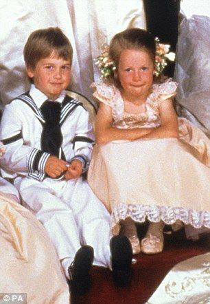 Princess Charlotte's godparents include old friends and ...