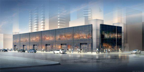 Modern retail building design rfp pinterest building for Store building design