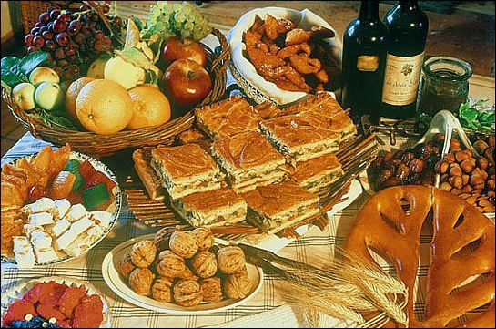 Christmas Foods   The Insider's Guide to Provence | 13 desserts de