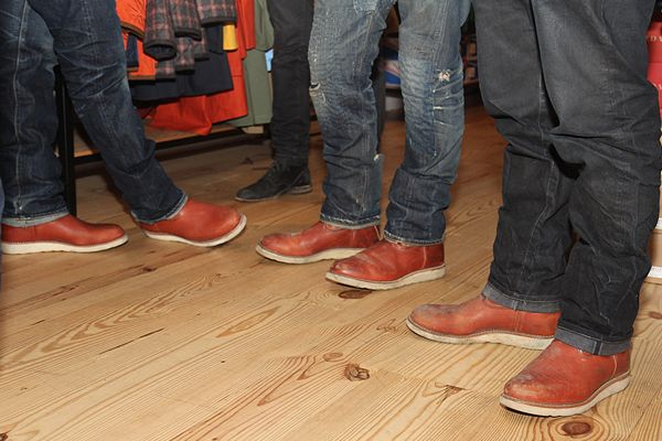 Red Wing Pecos | My Likes | Pinterest | Wings, Red wing and Red