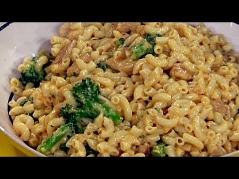 Rachaels Mac And Cheddar Cheese With Chicken And Broccoli Food