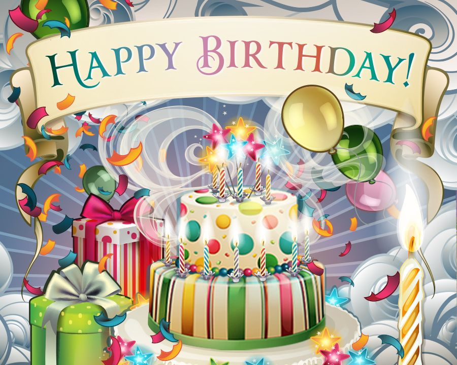 Magical birthday spot the differences game birthday