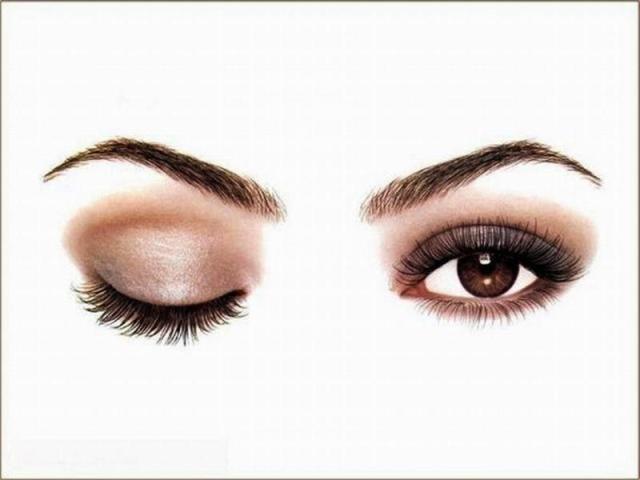 Olhos, espelho da alma