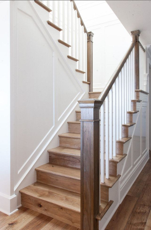 Best Staircase Ideas Staircase Millwork And Hardwood Floors 640 x 480