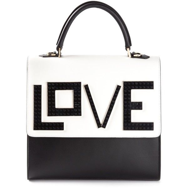 Alex Black Widow tote bag Les Petits Joueurs Free Shipping Marketable For Sale Footlocker Cheap Sale Finishline CpTk46b3s6