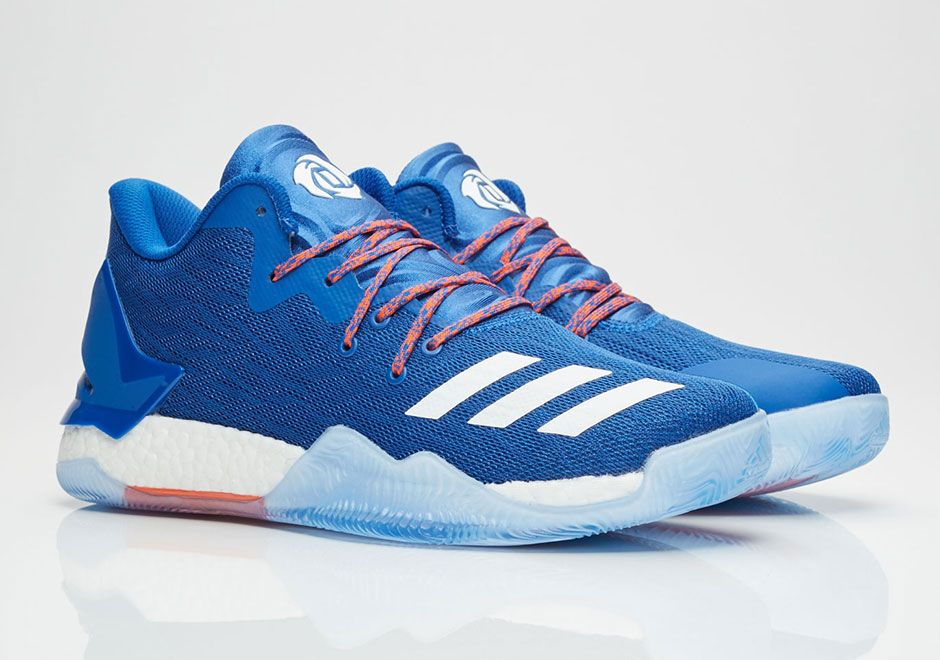 online retailer e13b8 04996 sneakers news adidas D Rose 7 Low Releases In Europe