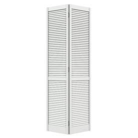Reliabilt Hollow Core Pine Bi Fold Closet Interior Door With Hardware Common 32 In X 80 In Actual 31 5 In Bifold Door Hardware Bifold Doors Doors Interior