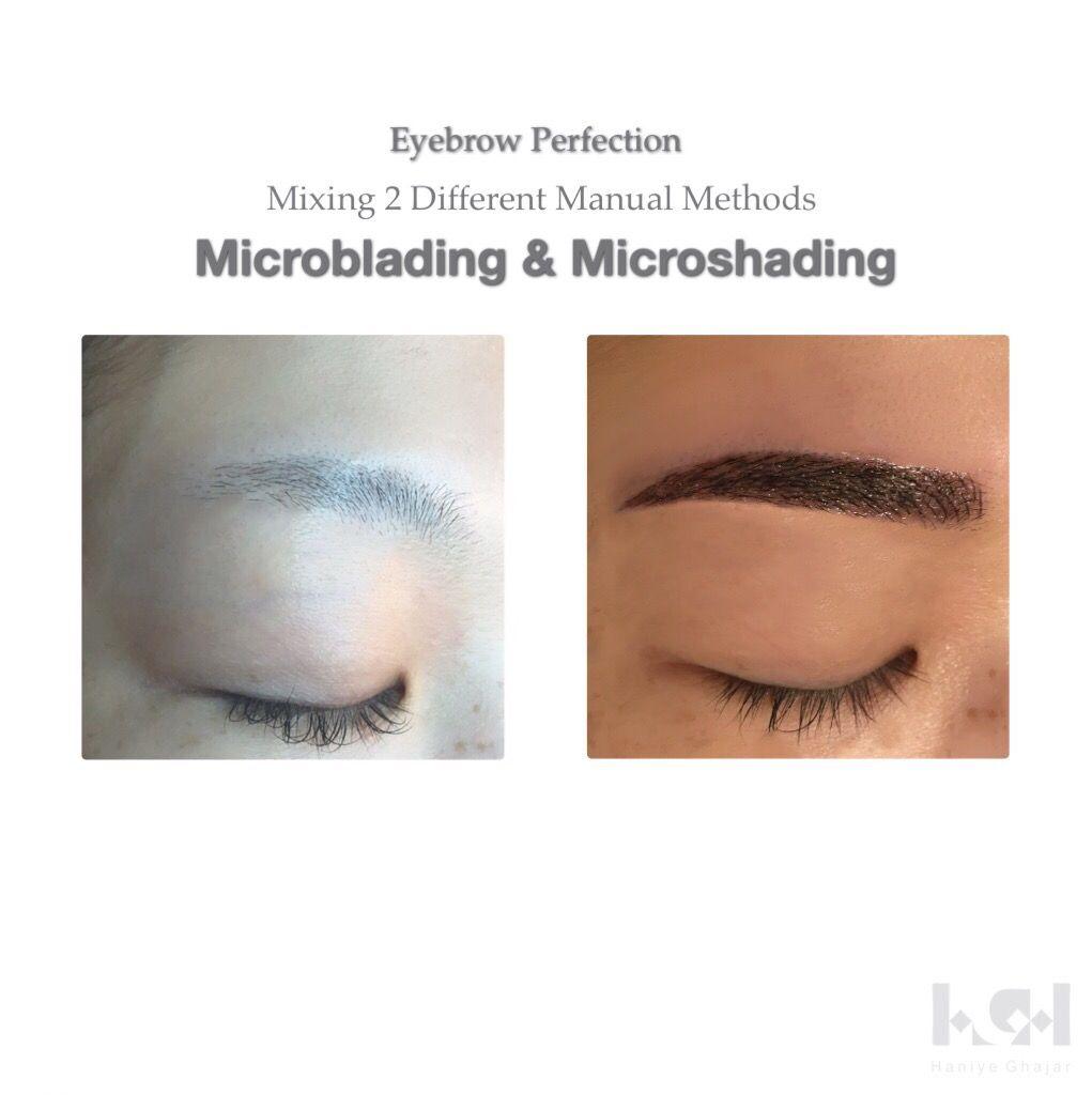 Semi Permanent Makeup Haniye Ghajar Eyelash Extensions And