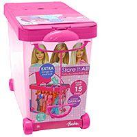 Barbie Storage Case