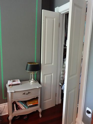 Turn 1 Bifold Door Into A Set Of Mini French Doors For A Closet