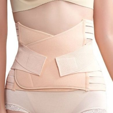 Postpartum Maternity After Pregnancy Post Natal Slimming Re-Shaping Abdominal  Support Belt Wrap Belly Tummy 9b0cf64005c