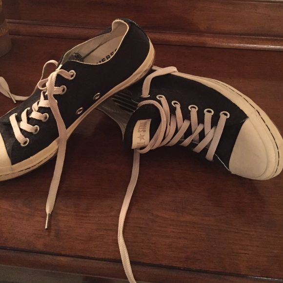 Converse All star Brand new...wore once Converse Shoes Athletic Shoes