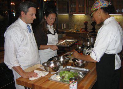 Photo of Cozymeal - Washington, DC, United States. Pasta making class in  Washington