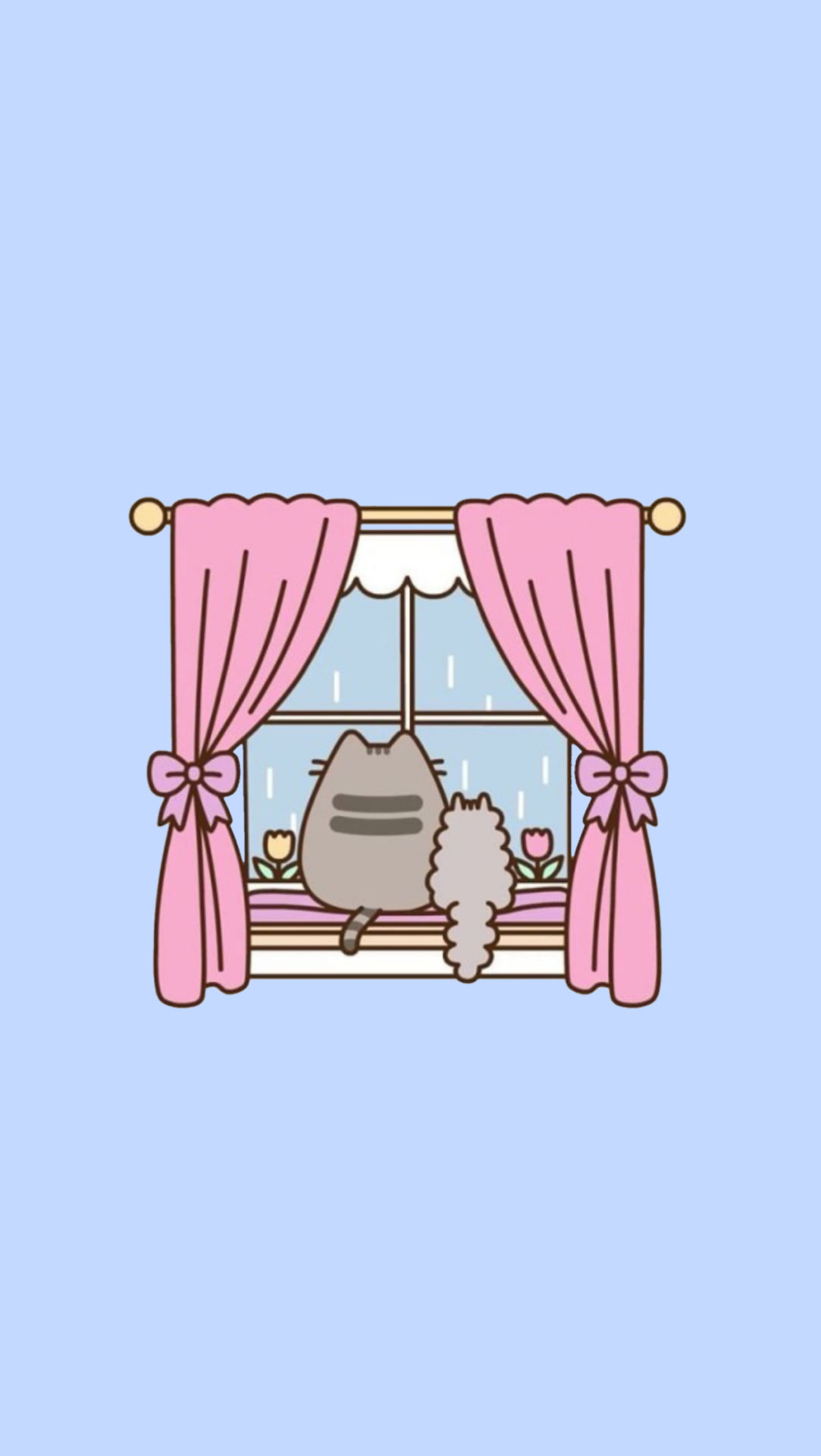 lil princess pusheen stormy lockscreens requested by