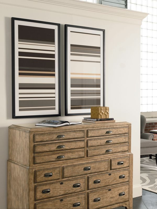 Another Photo Of The Beautiful Reinventions Bedroom Dresser By Thomasville Http Www Interiors Furniture Com