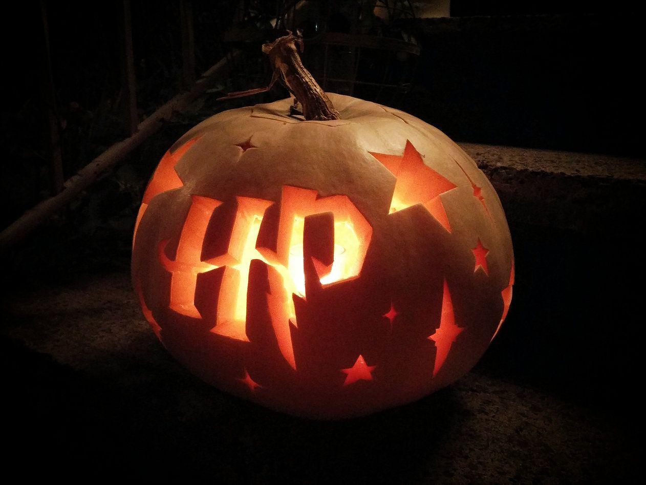 Harry Potter Pumpkin Carving! Pumpkin carving, Harry