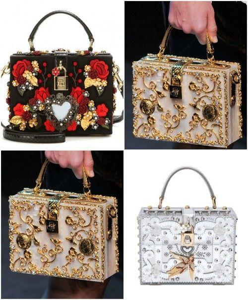A lunch box é aposta de marcas como Louis Vuitton e Dolce & Gabbana para o inverno 2016. Confira.