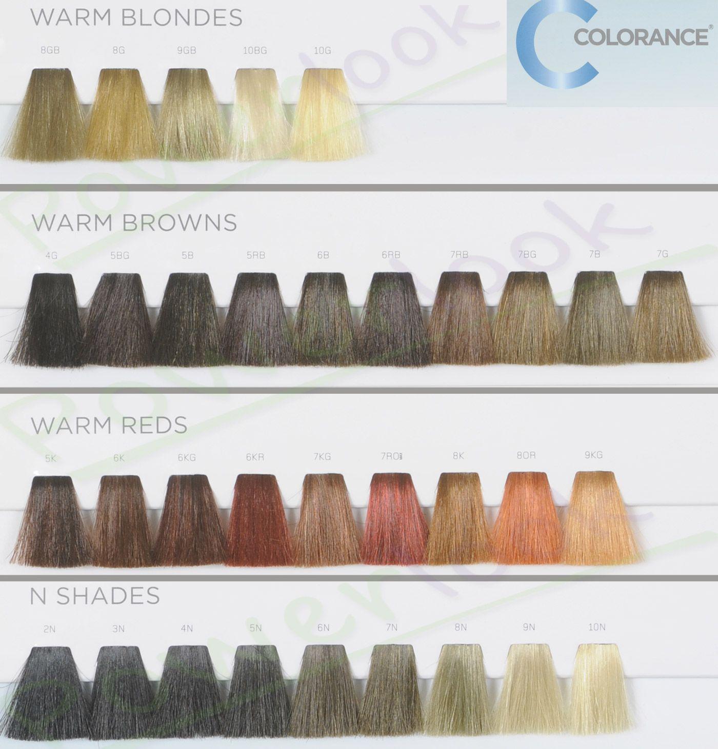 Goldwell farba colorance promieniste kolory w delikatny spos b 60