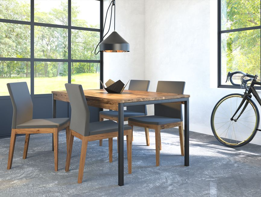 Aris Dining Table Dining table, Table, Rustic table