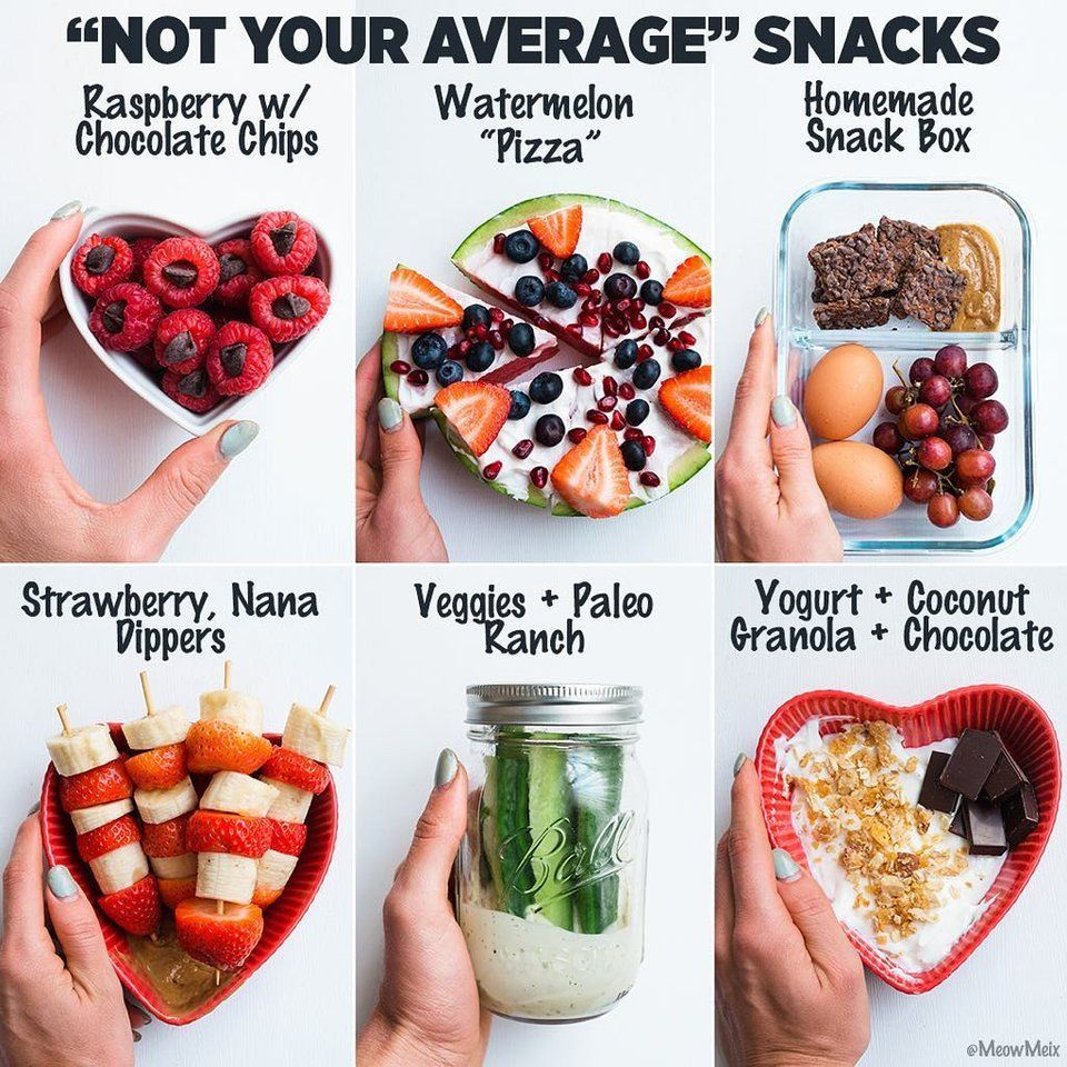 A nutrition blogger posts easy food swaps that prove you dont have to stop eating to lose weight  and the internet loves it Viele ihrer Vorschläge erfordern kein Koc...