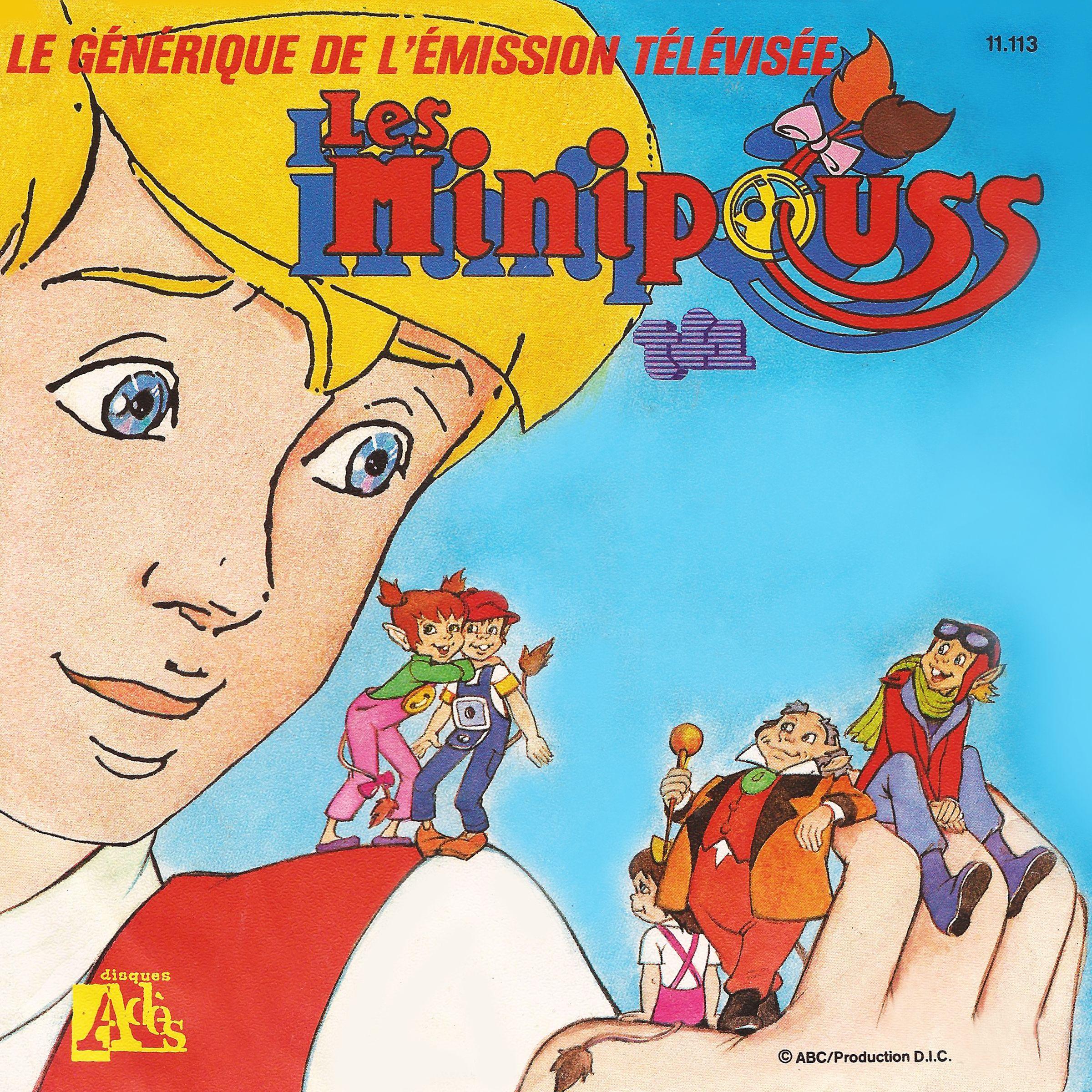 Les Minipouss - Le générique de l'émission télévisée - https://itunes.apple.com/fr/album/les-minipouss-generique-original/id901944598 #Generique #Emission #TV #Minipouss #SIPAnimation