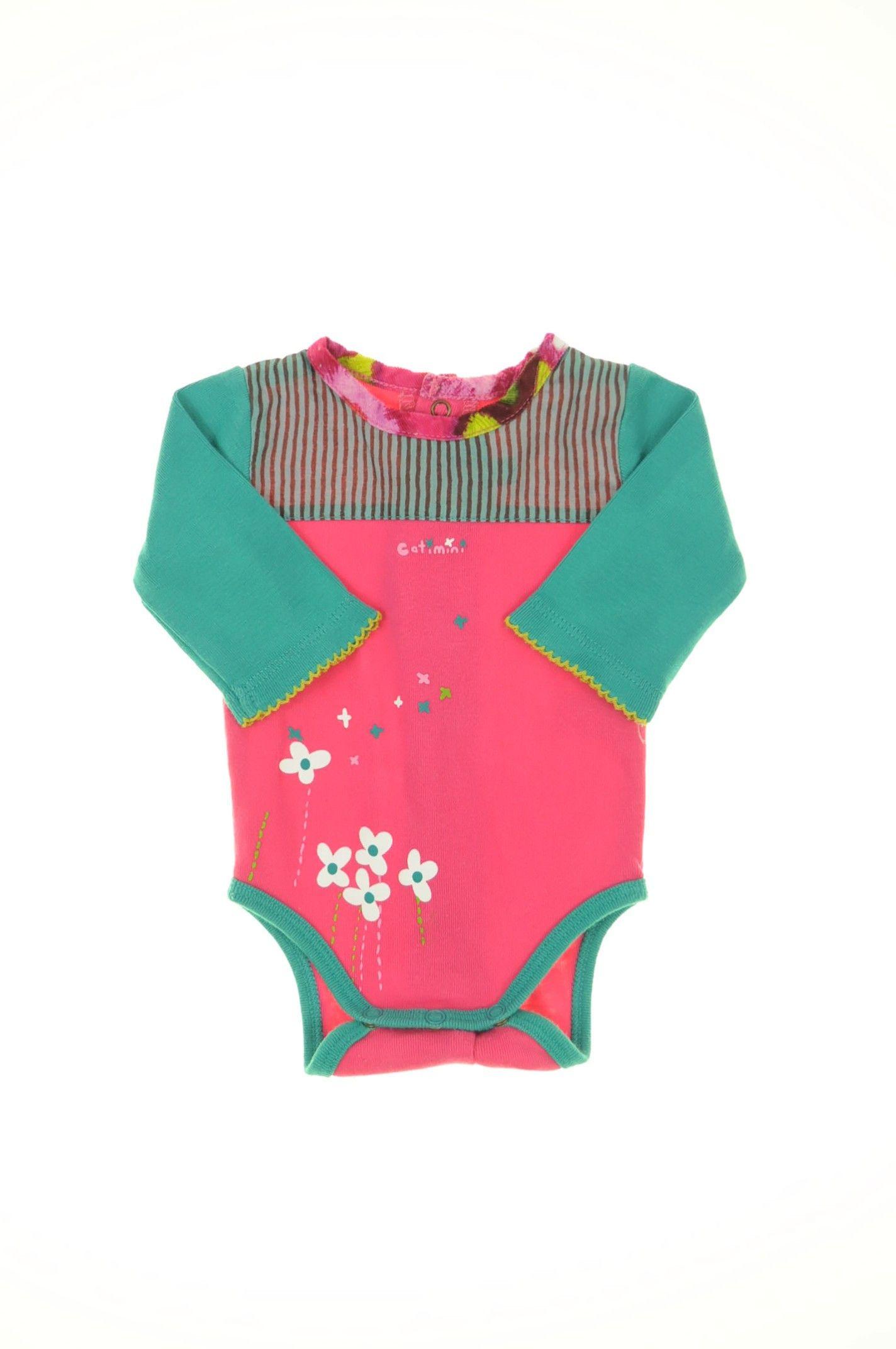 ee4ffcd8c159a Body de la marque Catimini en taille 0 Naissance - Affairesdeptits vetement  occasion enfant bebe pas