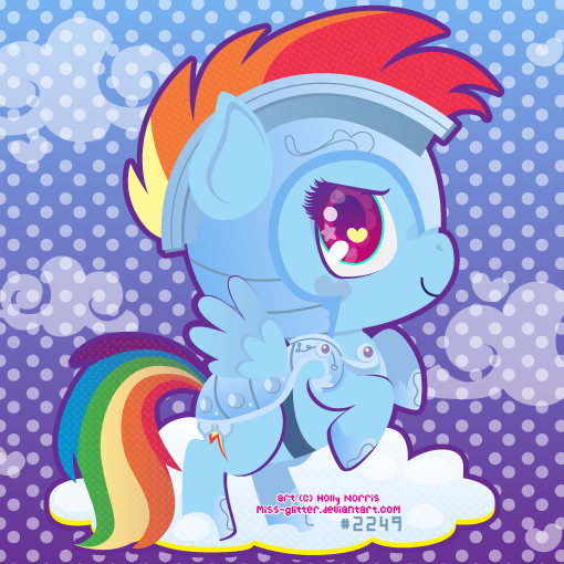 Rainbow Dash by Miss-Glitter.deviantart.com