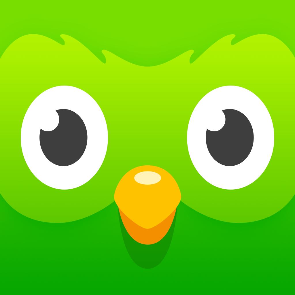 Duolingo app icon Best language learning apps, Learn