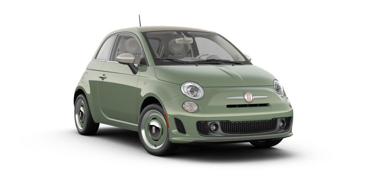 Build Price A 2019 Fiat Fiat 500 Today Fiat Fiat 500 Fiat
