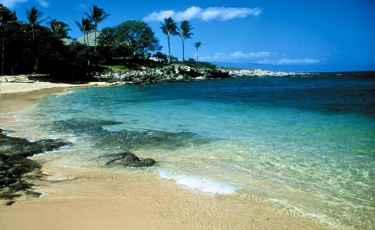 Kapalua Bay Beach In Maui Hawaii Is One Of The Best Hawaiian Beaches And Would Make A Breathtaking Location For Wedding Especially At Sunset