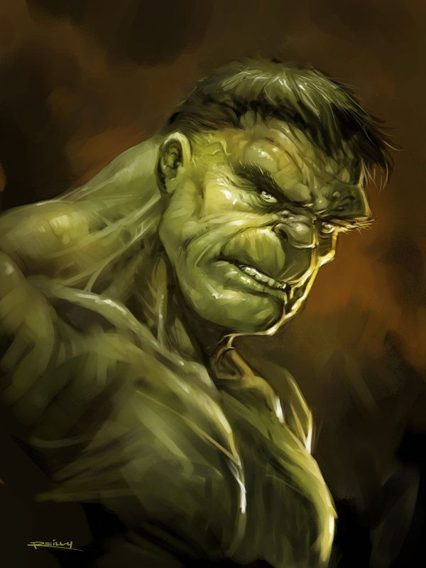 #Hulk #Fan #Art. (Hulk Smash) By: PReilly. (THE  5  STÅR  ÅWARD  OF:  AW YEAH, IT'S MAJOR ÅWESOMENESS!!!™) ÅÅÅ+