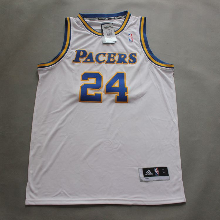 b258f73e7ef ... where to buy paul george 24 indiana pacers throwback jersey white indiana  pacers jersey basketball jersey ...
